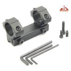 Montaż 1-częściowy Leapers AccuShot średni krótki 1/11(13)mm