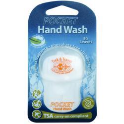 SeaToSummit - kieszonkowe mydło do rąk w listkach