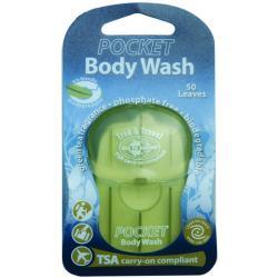 SeaToSummit - kieszonkowe mydło do ciała w listkach
