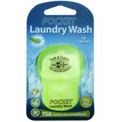 SeaToSummit - kieszonkowe mydło do prania w listkach