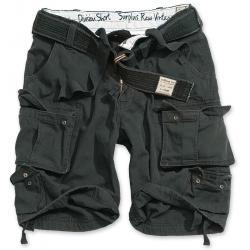 Krótkie spodnie Surplus Division short czarne