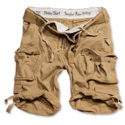 Krótkie spodnie Surplus Division short beż