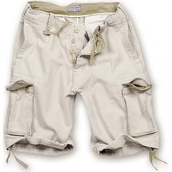 Krótkie spodnie Surplus vintage short beż