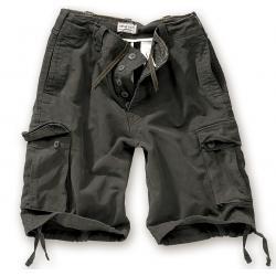 Krótkie spodnie Surplus vintage short czarne