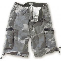 Krótkie spodnie Surplus vintage short n. camo