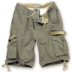 Krótkie spodnie Surplus vintage short oliv