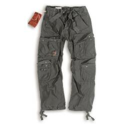 Spodnie Airborne Vintage czarne