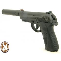 Pistolet WinGun 306 4.5 mm - plastikowy