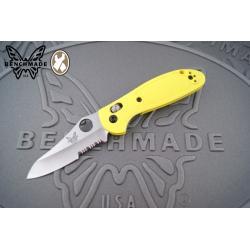 Nóż Benchmade 555 SHG-YEL Mini Griptilian