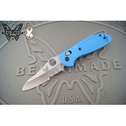 Nóż Benchmade 555SHG-BLU Mini Griptilian