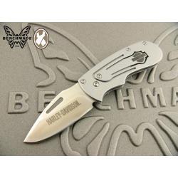 Nóż Benchmade 13310 Harley Davidson Moneyclip