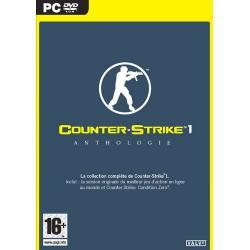 Counter-Strike 1.6 + Counter-Strike Contidtion Zero Steam CS Klucz/CD-KEY