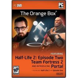 THE ORANGE BOX CD-KEY/KLUCZ PC STEAM