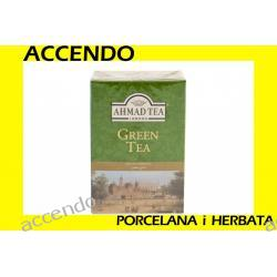 AHMAD TEA ANGIELSKA HERBATA ZIELONA GREEN 100 gram