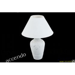 LAMPA STOŁOWA LAMPKA NA STÓŁ DO SALONU CERAMICZNA