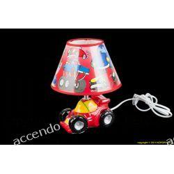 LAMPA NOCNA LAMPKA NA BIURKO DLA DZIECKA AUTO