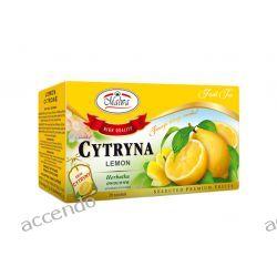 MALWA TEA HERBATA OWOCOWA CYTRYNA CYTRYNOWA