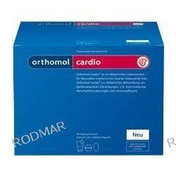 ORTHOMOL CARDIO (Granulat + Kapsułki + Tabletki) 30 porcji
