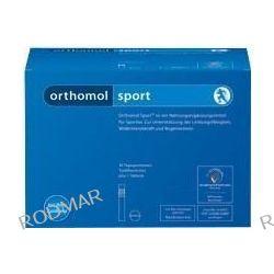 ORTHOMOL SPORT (Fiolki + Kapsułki + Tabletki) 30 porcji