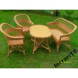 Super Fotele+stół+sofa meble ogrodowe Producent