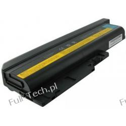 Bateria do laptopa IBM Lenovo Thinkpad R60, T60, Z60 r500 6600mAH