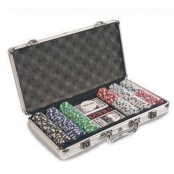 Poker Set - Aluminiowa walizka