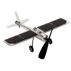 Samolot - model stojący (bateria słoneczna)