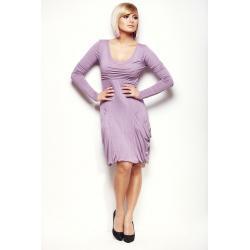 Sukienka Liliowy 293