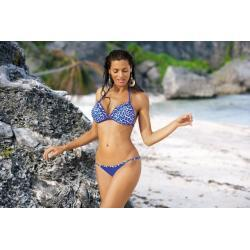 Strój kąpielowy dwuczęściowy Angelina M-148 Chabrowy - PANTERKA