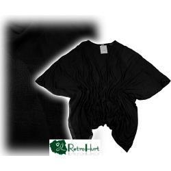 VILA czarna oryginalna tunika - rozmiar M