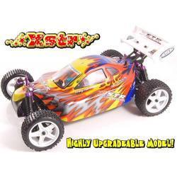 MODEL RC - XSTR Elektryczne Buggy / Samochód zdalnie sterowany w skali 1:10