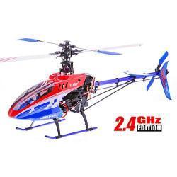 MODEL RC - Zaawansowany helikopter 6-kanałowy Belt CP V2 (2.4GHz) / zdalnie sterowany