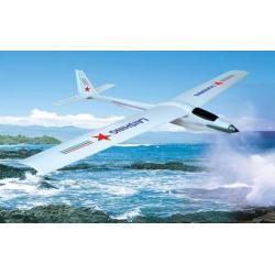 MODEL RC - Thunderbird Motoszybowiec 3-kanałowy samolot elektryczny - zdalnie sterowany