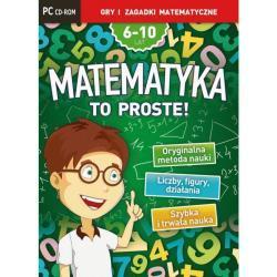 Matematyka To Proste! Nowa Edycja 6-10 lat (PC)