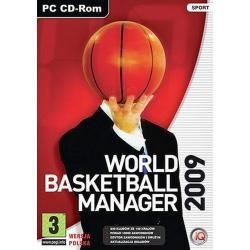 World Basketball Manager 2009 PL [PC]