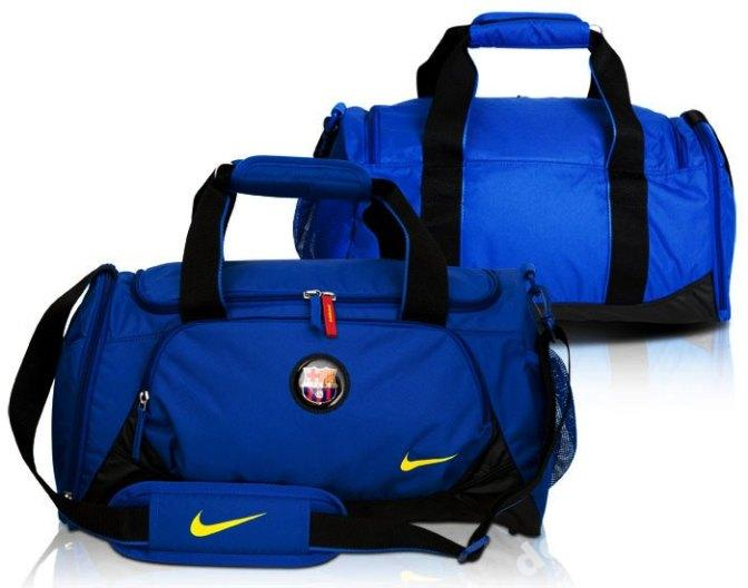 e20a83cd6d389 NIKE FC BARCELONA torba sportowa SUPER CENA !!!!! na Bazarek.pl