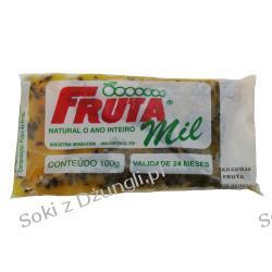 Marakuja - Passiflora - Męczennica Cały owoc puree owocowe z pestkami (miąższ, pulpa, sok z miąższem) bez cukru Owoce i warzywa