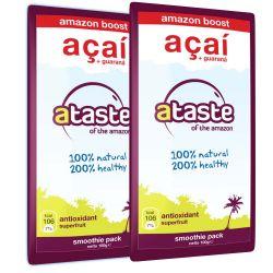 Mrożone Acai + Guarana od Ataste Owoce i warzywa