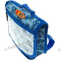 Plecak niebieski z klipsem do montażu do hulajnogi MINI MICRO