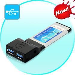 USB 3.0 adapter ExpressCard 34