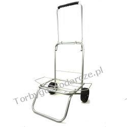 Wózek dwukołowy ręczny składany - średni WM02 Woreczki i torby foliowe