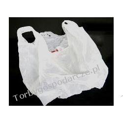 Torebki, torby foliowe z uszami, zrywka 34x60 komplet  Torby i walizki