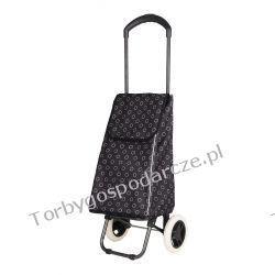 Wózek na zakupy z wysuwaną rączką  Woreczki i torby foliowe