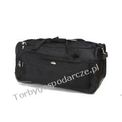 Duża torba podróżna na kółkach Airtex 80/38/39 cm Torby i walizki