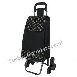 Wózek na zakupy z potrójnymi kołami  3K 01