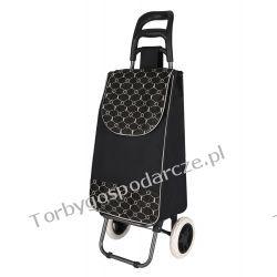Wózek na zakupy składany standard plus 01 Woreczki i torby foliowe