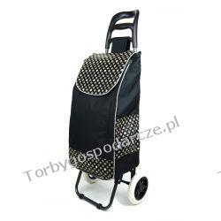 Wózek na zakupy składany standard plus 02 Woreczki i torby foliowe