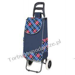 Wózek na zakupy składany standard plus 03 Promocja Torby i walizki