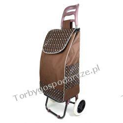 Wózek na zakupy składany standard plus 04 Torby i walizki