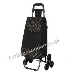 Wózek na zakupy z potrójnymi kołami z siedzeniem 3K-S01